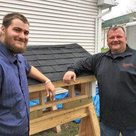 YouthBuild Springfield graduate achieves once distant goal - a job